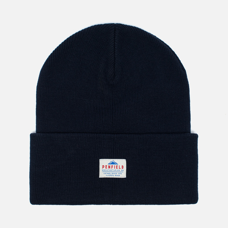 Penfield ACC Classic Beanie Hat Navy