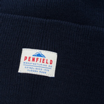 Penfield ACC Classic Beanie Hat Navy photo- 1