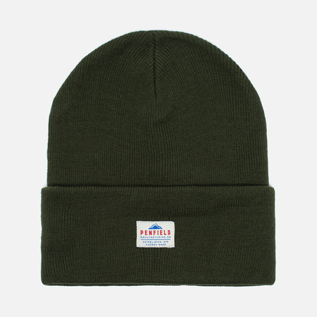 Penfield ACC Classic Beanie Hat Olive