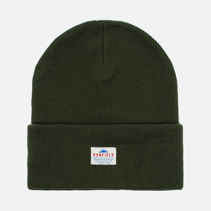 Шапка Penfield ACC Classic Beanie Olive
