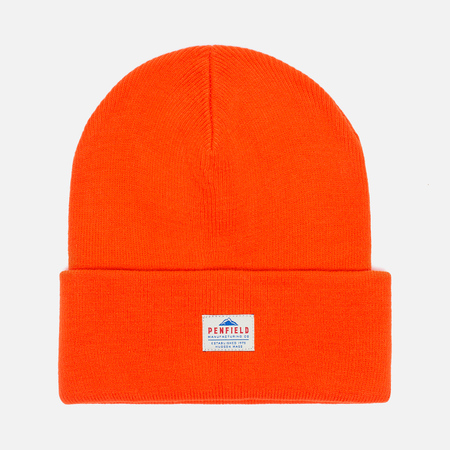 Penfield ACC Classic Beanie Hat Orange