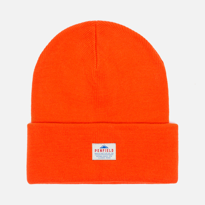 Шапка Penfield ACC Classic Beanie Orange