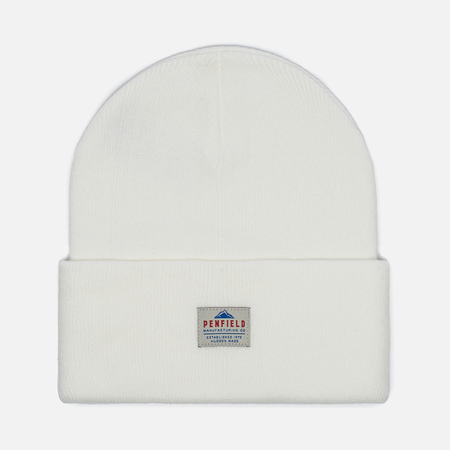 Penfield ACC Classic Beanie Hat White