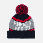 Шапка Penfield ACC MFG Beanie Navy фото- 0