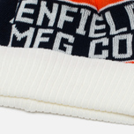 Шапка Penfield ACC MFG Beanie White фото- 2