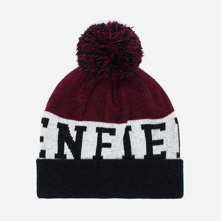 Penfield ACC Vista Beanie Hat Burgundy