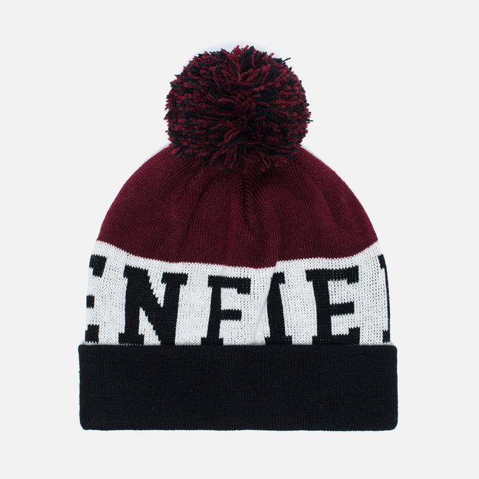 Шапка Penfield ACC Vista Beanie Burgundy