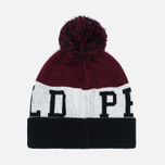 Шапка Penfield ACC Vista Beanie Burgundy фото- 1