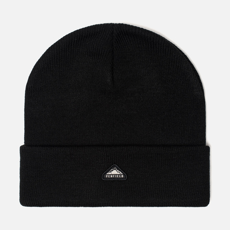 Шапка Penfield Classic Beanie Black