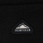 Шапка Penfield Classic Beanie Black фото- 1