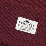 Шапка Penfield Classic Burgundy фото- 2