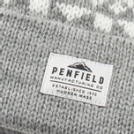 Шапка Penfield Fairton Fair Isle Grey фото- 2