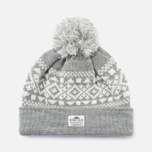 Шапка Penfield Fairton Fair Isle Grey фото- 0