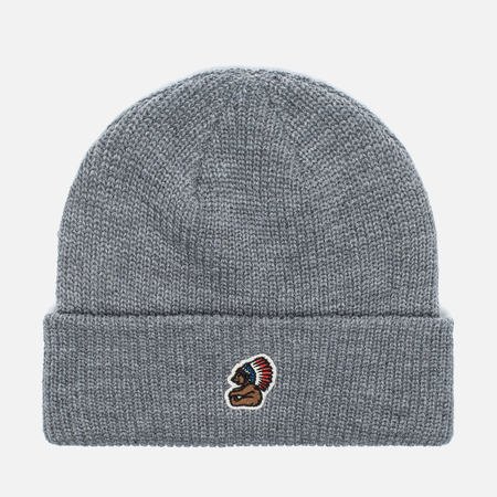 Шапка Penfield Poughkeepsie Bear Patch Beanie Grey