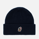 Шапка Penfield Poughkeepsie Bear Patch Beanie Navy фото- 0