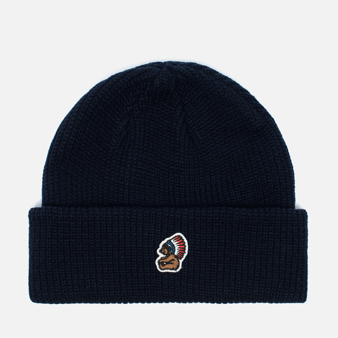 Шапка Penfield Poughkeepsie Bear Patch Beanie Navy