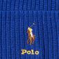 Шапка Polo Ralph Lauren Embroidered Polo Pony Viscose Blend Graphic Royal фото - 1