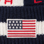 Шапка Polo Ralph Lauren Polo Sport Color Block Acrylic/Nylon/Wool Cream/Navy фото - 1
