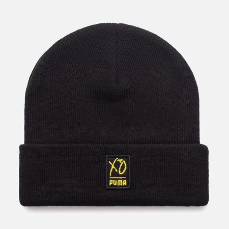 Шапка Puma x The Weeknd XO Beanie Black