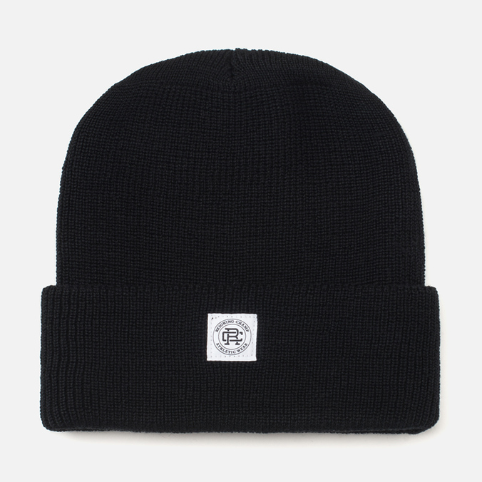 Шапка Reigning Champ Merino Toque Black