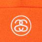 Шапка Stussy SS-Link Cuff Athletic Orange фото - 1