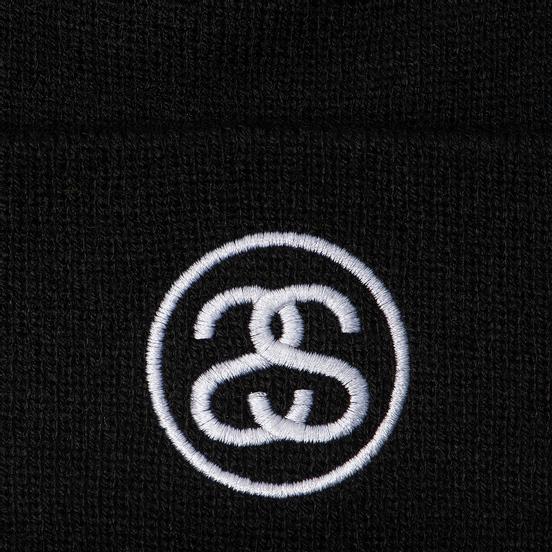 Шапка Stussy SS-Link Cuff Black