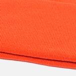 Stussy Stock Cuff Beanie Hat Orange photo- 3