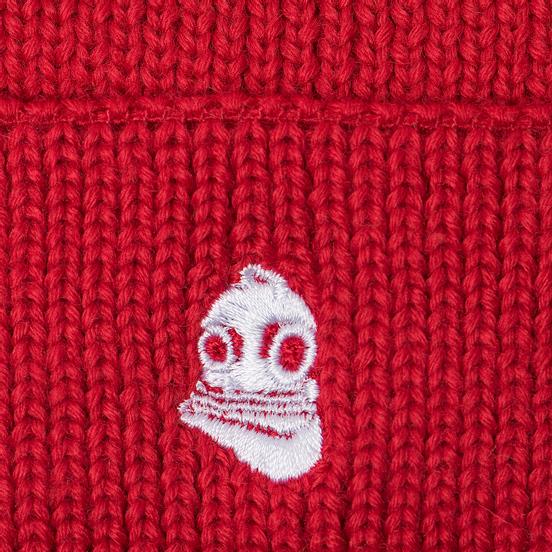 Шапка Submariner Embroidered Logo Red