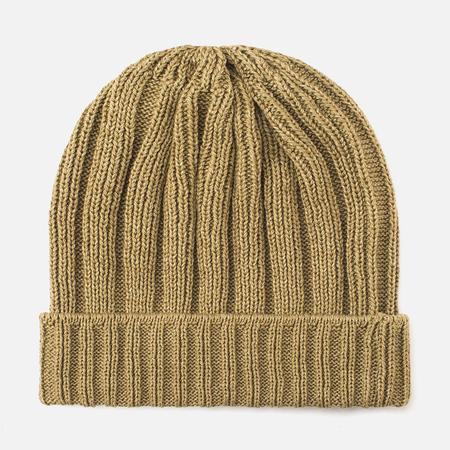 The Hill-Side Pima Cotton Hat Khaki