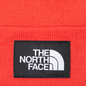 Шапка The North Face Dock Worker Recycled Fiery Red/TNF Black фото - 1
