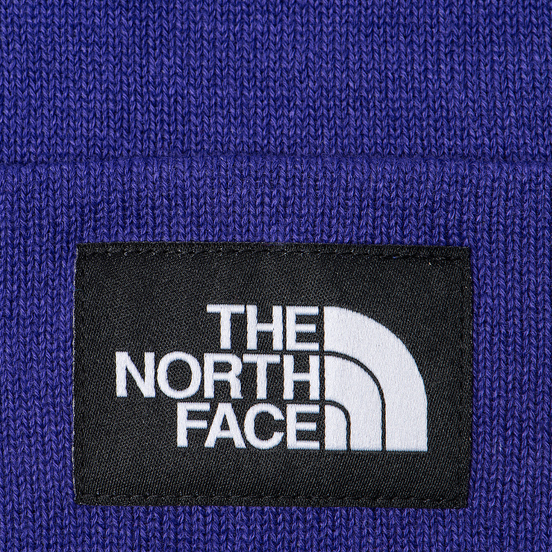 Шапка The North Face Dock Worker Recycled Hero Purple