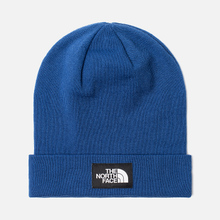 Шапка The North Face Dock Worker Recycled TNF Blue/TNF Black фото- 0