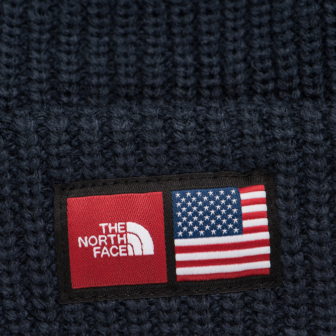 shoes for cheap designer fashion great fit Шапка The North Face IC Label Beanie Cosmic Blue Heather ...