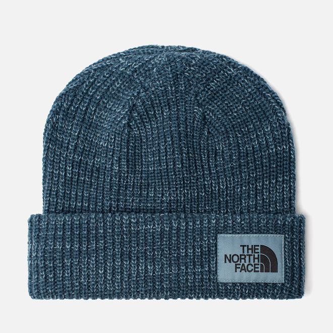 Шапка The North Face Salty Dog Beanie Blue Wing Teal/Bluestone
