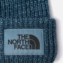 Шапка The North Face Salty Dog Beanie Blue Wing Teal/Bluestone фото- 1
