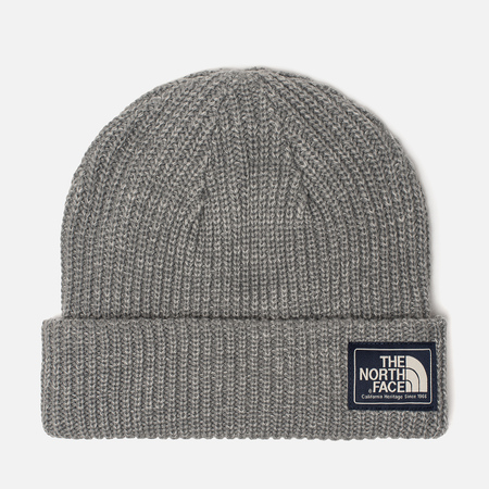 Шапка The North Face Salty Dog Beanie Mid Grey/Tin Grey