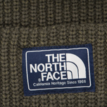 Шапка The North Face Salty Dog Beanie New Taupe Green фото- 1