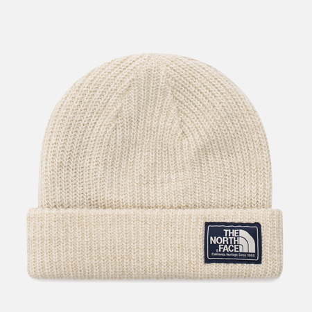 Шапка The North Face Salty Dog Beanie Vintage White/Granite Bluff Tan Marl