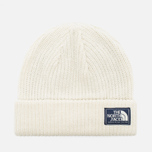 Шапка The North Face Salty Dog Beanie Vintage White/Lunar Ice Grey фото- 0