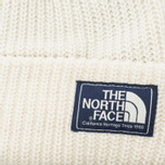 Шапка The North Face Salty Dog Beanie Vintage White/Lunar Ice Grey фото- 1