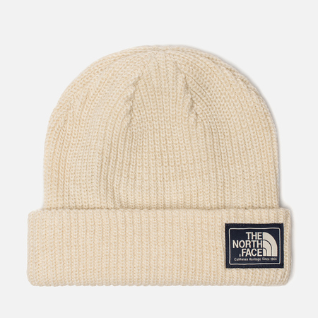 Шапка The North Face Salty Dog Beanie Vintage White/Peyote Beige