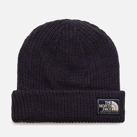Шапка The North Face Salty Dog Beanie Dark Eggplant
