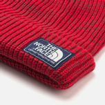 Шапка The North Face Salty Dog TNF Red фото- 1