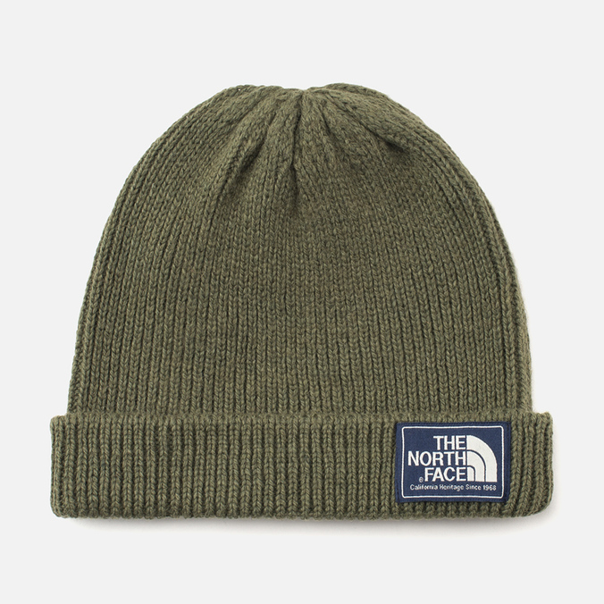 Шапка The North Face Shipyard Olive