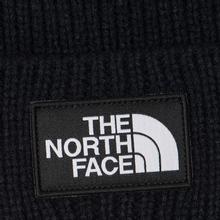 Шапка The North Face TNF Logo Box Cuffed Beanie Urban Navy фото- 1