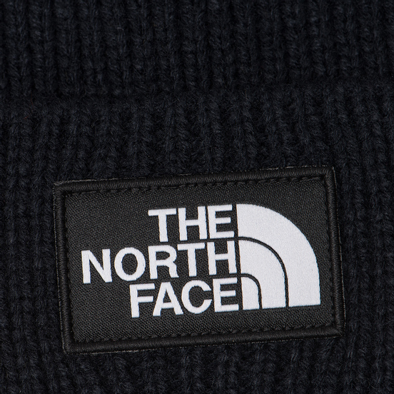 Шапка The North Face TNF Logo Box Cuffed Beanie Urban Navy