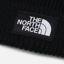 Шапка The North Face TNF Logo Box Pom TNF Black фото- 1