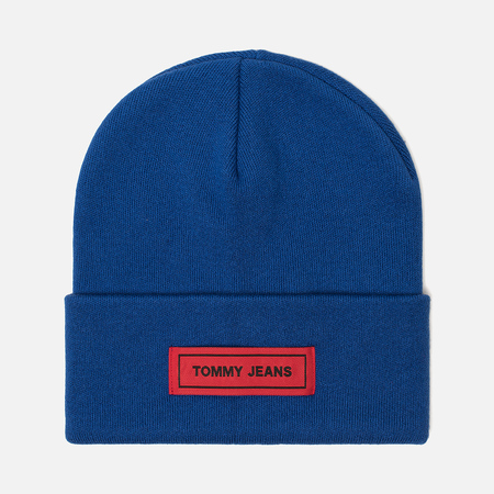Шапка Tommy Jeans Tape Beanie Surf The Web