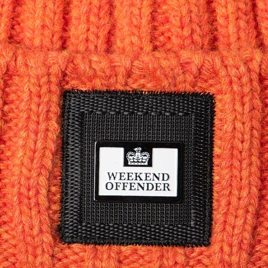 Шапка Weekend Offender Gerdai Burnt Orange