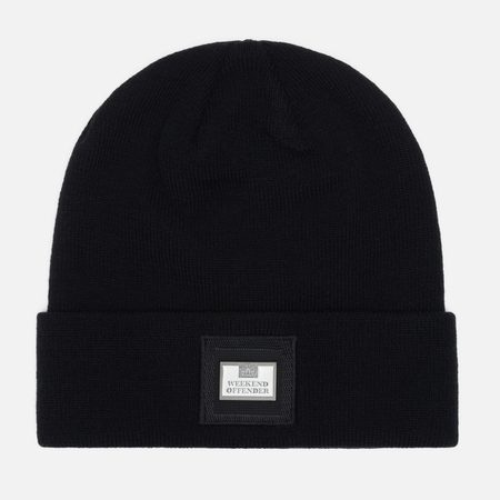 Шапка Weekend Offender Pedar Black